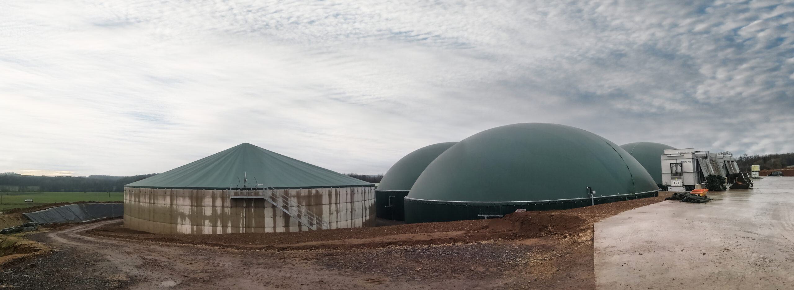Mise en service réussie de l'usine de biométhane à Azerailles